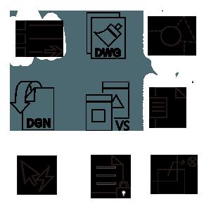 ZWCad efficiente design tools